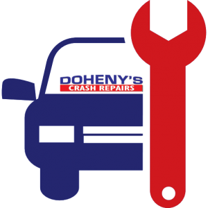 Doheny's Crash Repairs Logo Social